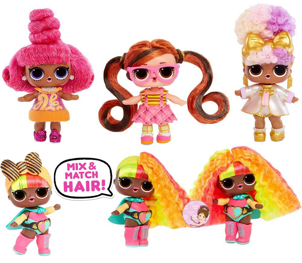 New MGA L.O.L. #hairvibes doll collection 2019 release date and price