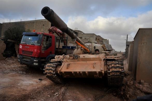Λιβύη: Συγκρούσεις στην Τρίπολη μετά την παραβίαση της κατάπαυσης του πυρός