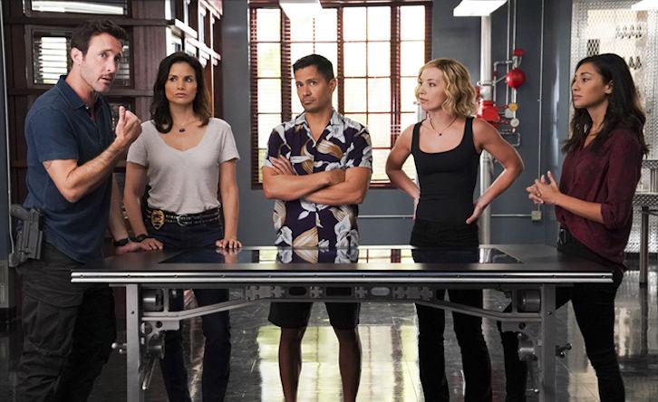 Hawaii Five-0 / Magnum PI - Crossover Episodes Press Release
