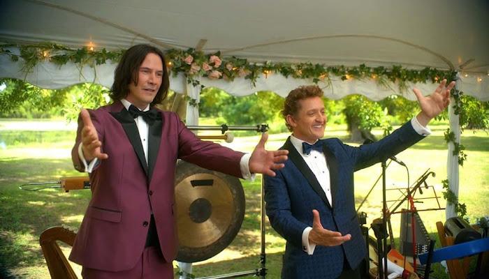 'Bill & Ted: Encare a Música' ganha primeiro trailer; assista