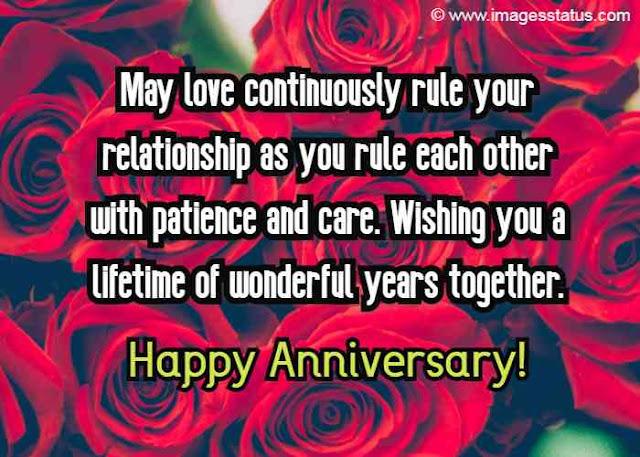 whatsapp status for anniversary