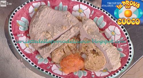 Punta di vitello ripiena in brodo ricetta Persegani da Prova del Cuoco