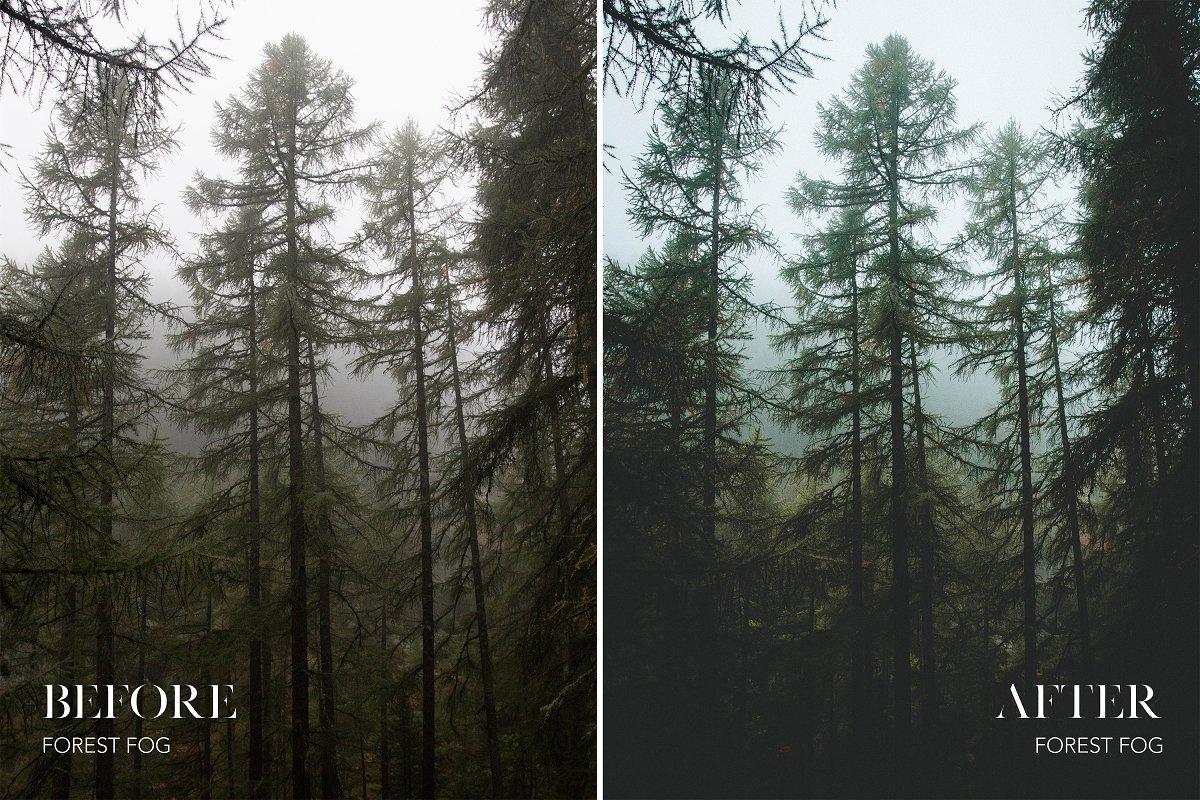 Professional Lightroom Presets for Landscape – Joshua Fuller Preset Pack Vol.01 (LR)