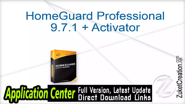 HomeGuard Professional 9.7.1 + Activator