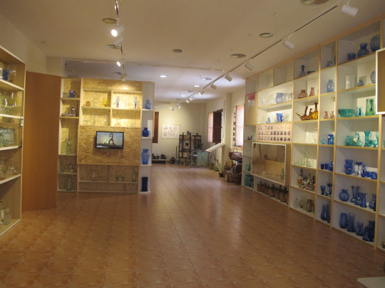 Cultura reconoce la colección museográfica del vidrio de L'Olleria