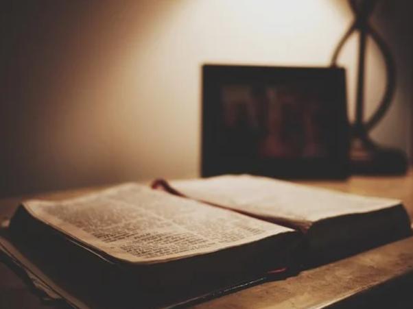 Daftar Nama-nama Kitab dalam Alkitab Bahasa Inggris
