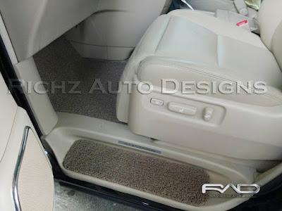 karpet mobil alphard 2012 comfort deluxe