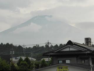 Monte Fuji desde Yamanakako