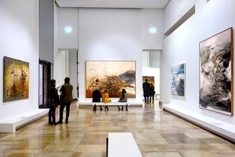 Expo : Zao Wou-Ki, l'espace est silence - Musée d'Art moderne de la Ville de Paris - Jusqu'au 6 janvier 2019