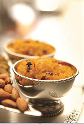 Sagar Ratna's Rava Kesari Is An Ideal Show Stopper for Karva Chauth Fast