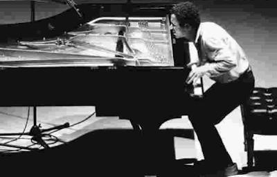 Keith Jarrett tocando en directo