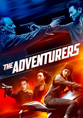The Adventurers 2017 DVDHD Dual Latino + Sub