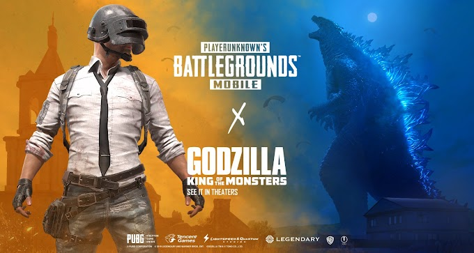 A new update of pubg mobile 13.0: Godzilla TV, new team deadlocked mode and much more