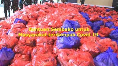 Dugaan Bantuan 1000 Paket Tertahan di Rumah Oknum Kadis
