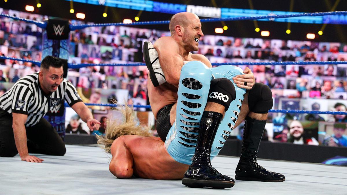 Daniel Bryan fala sobre Cesaro não ter oportunidades na WWE