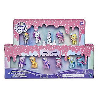 My Little Pony Reveal the Magic Unicorn Party Celebration Set