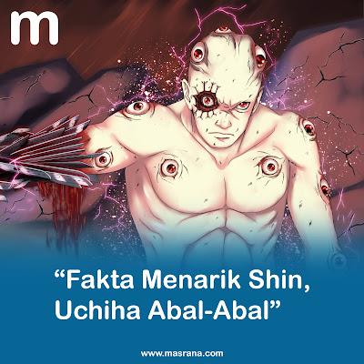 Update! Fakta Menarik Tentang Uchiha Shin