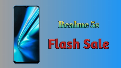 Realme 5s next sale scheduled for December 2 via Flipkart and Realme.com
