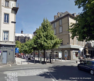 Clermont-Ferrand 2016 place Royale