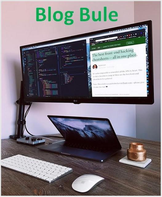 Blog Bule, Cara Mudah Mendapatkan Rupiah