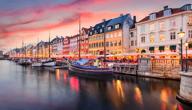 Best Places For You to Spend Summer Vacation in Denmark
