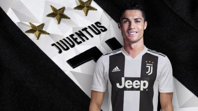 Cristiano Ronaldo Cetak Rekor di Juventus
