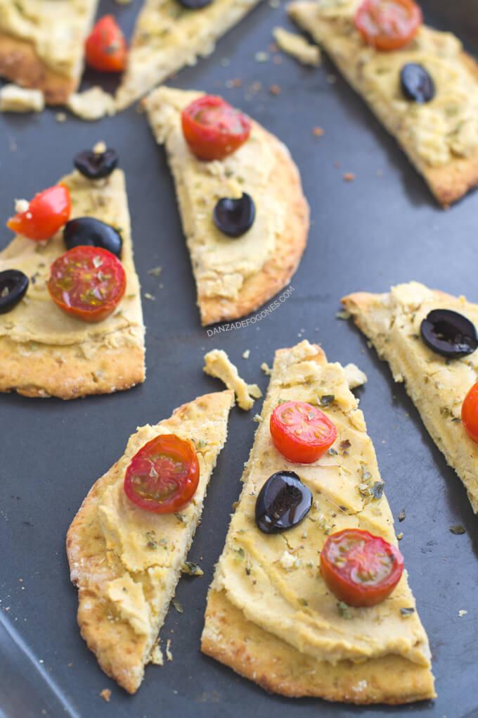 Gluten-free pizza | danceofstoves.com
