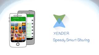 cara menggunakan aplikasi xender
