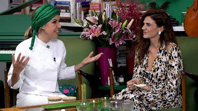 Morena Leite e Mariana Aydar em Sons & Sabores (Divulgação)