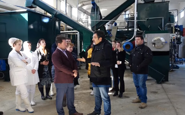 Modern plant inaugurated in Lezha for processing animals  waste