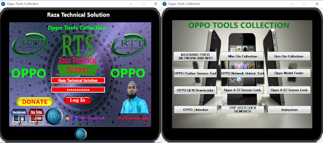 Oppo Tools Collection By Raza Technical Solution