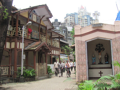 18th Century Houses At Khotachiwadi Mumbai