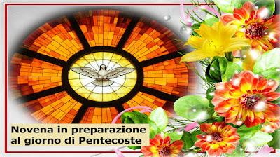 (♥) . (♥) Novena in preparazione al giorno di Pentecoste, dal 22 al 30 maggio