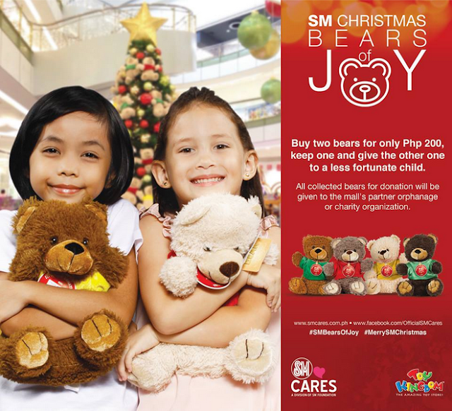 SM Christmas Bears of Joy