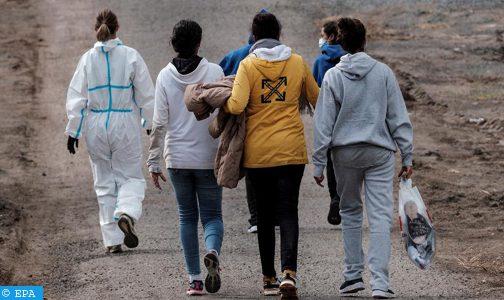 المنظمة الدولية للهجرة تيسر العودة الطوعية لـ 113 مهاجرا من الجزائر إلى بلدانهم الأصلية في غرب إفريقيا