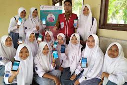 Galeri: Sosialisasi Aplikasi Rumah Belajar oleh Tri Goesema Putra di SMKN 1 XIII KOTO KAMPAR