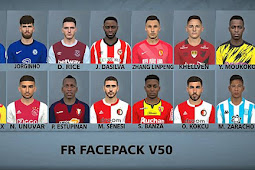 New Facepack Vol. 50 - PES 2017