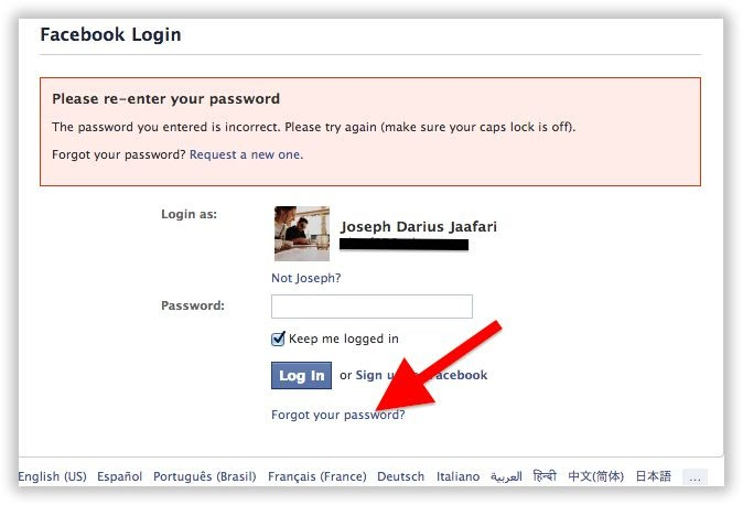 How to Recover Facebook Account Without Email and Phone Number