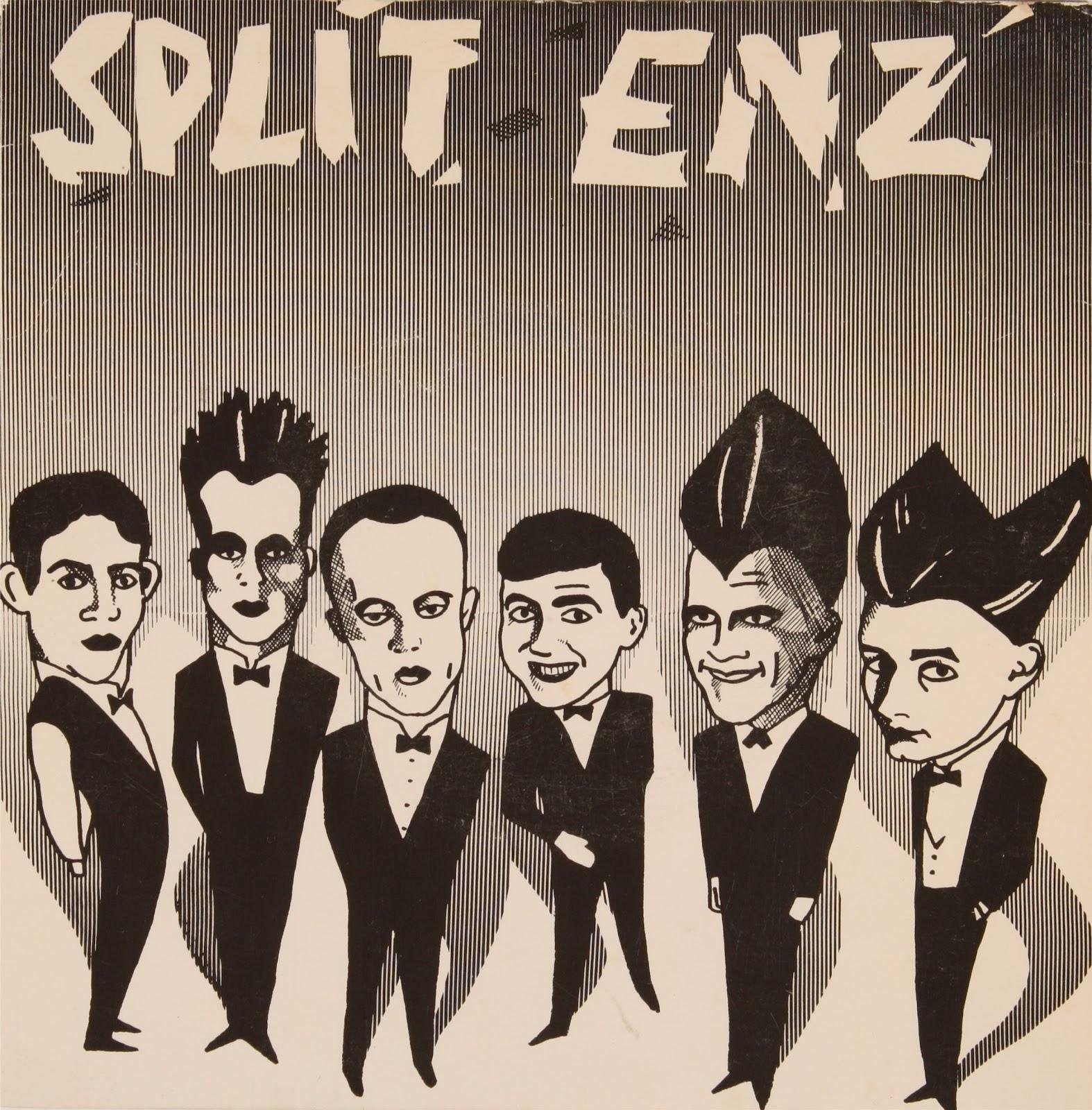 New Zealand Musiceum Split Enz