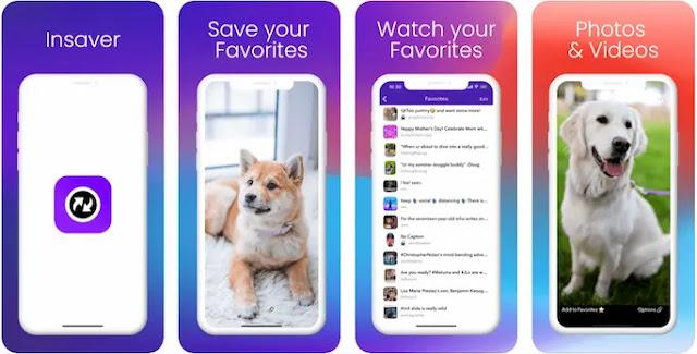 استخدم InSaver لتنزيل مقاطع فيديو Insta Reels على iPhone