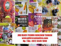 Job Ready Taiwan Pabrik Makanan 2019