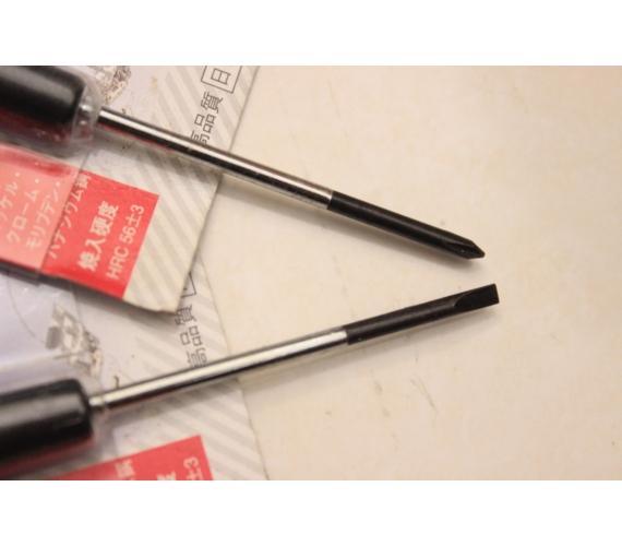 Sepasang Obeng Kecil Anex 3450 | Screwdrivers | Bukan Obeng Set