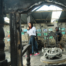 Menengok Memorabilia Letusan Merapi di Cangkringan