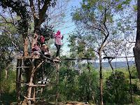 Rasakan Sensasi Pacuan Adrenalin di Outbond Siwalk Cirebon