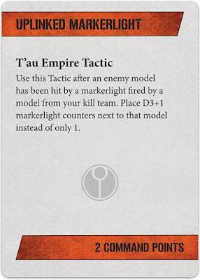Tácticas Kill Team Tau