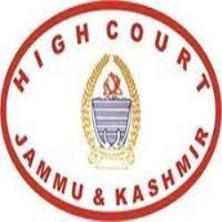 High Court of J&K Jobs