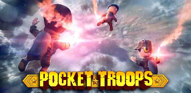 Pocket Troops The Expendables Mod APK
