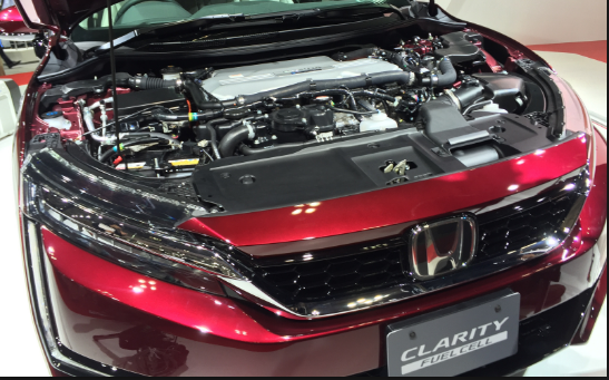 2016 Honda Clarity fuel Cell Type