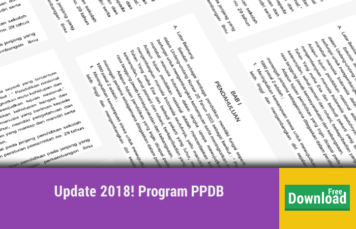 Program PPDB