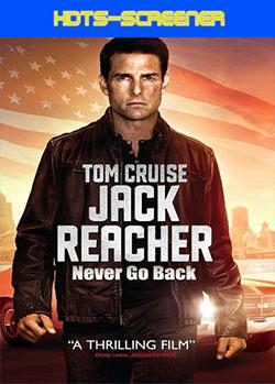 Jack Reacher 2: Sin regreso (2016) HDTS-LiNE